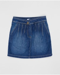Indee - Fair Denim Skirt - Teens 12-16