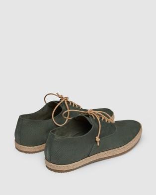 Aquila - Cottesloe Casual Shoes (Khaki)