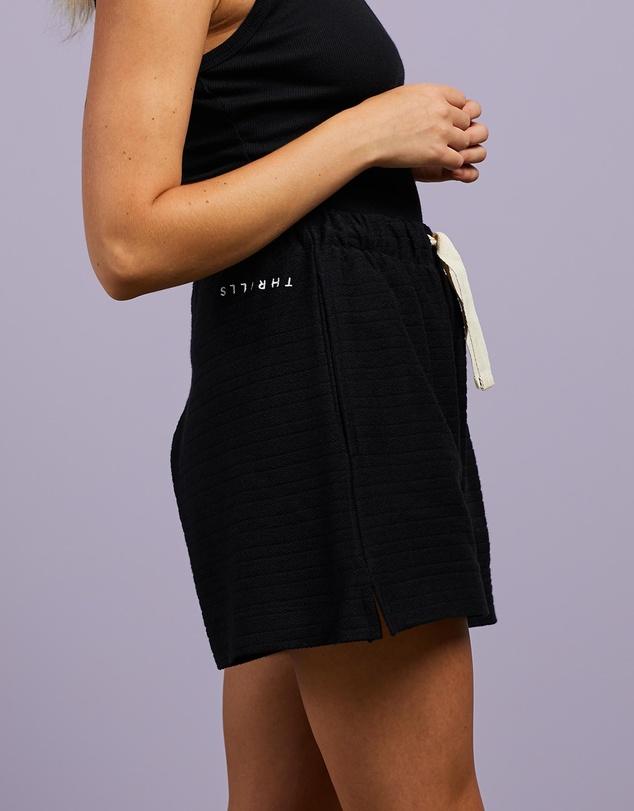 Women Terry Field Shorts