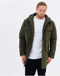 Quiksilver - Mens Atlantic Veterans Jacket