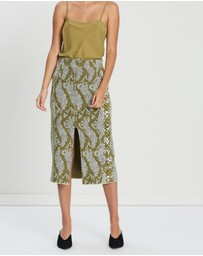 CAMILLA AND MARC - Alissa Knit Skirt