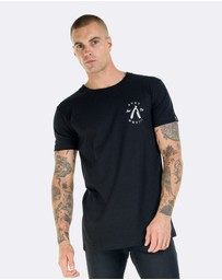 DVNT - Rough Cuts Relaxed Fit Tee