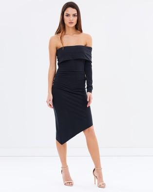 Bec & Bridge – Luna Dress – Dresses (Black)