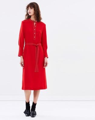 Joseph – Grace Dress – Dresses (Ruby)