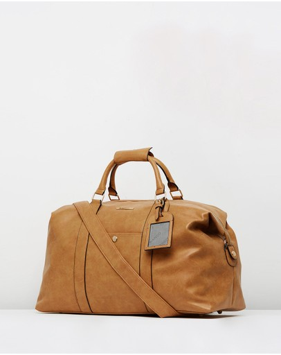 Tony Bianco - THE ICONIC EXCLUSIVE - Mihara Weekender Bag