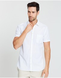 BOSS - Lightweight Cotton SS Shirt
