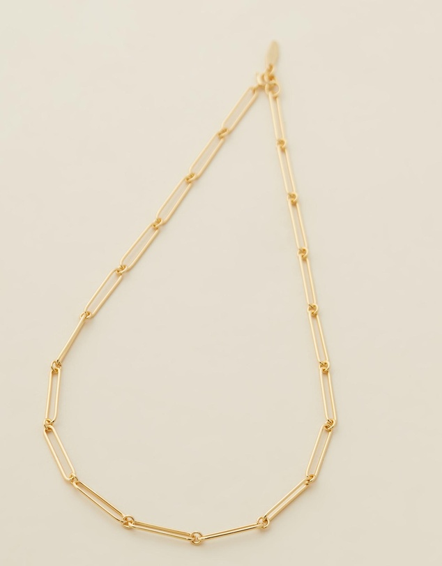 Women Calabria Chain Necklace