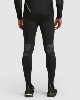 RVCA Compression Pants - Pants (BLACK)