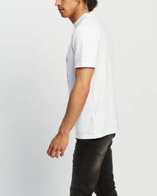 Henri Lloyd Square Tee - T-Shirts & Singlets (White)