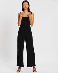 Third Form - Band Back Jumpsuit
