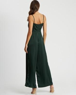 Tussah Marla Jumpsuit - Jumpsuits & Playsuits (Emerald)