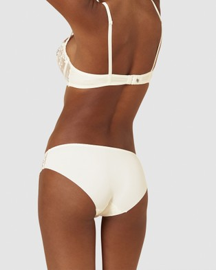 Simone Perele - Wish Bikini Hipster Briefs (Natural)