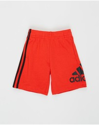 adidas Performance - Must Haves Badge Of Sport Shorts - Kids-Teens