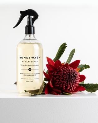 Bondi Wash Bench Spray 500ml - Home (Natural)