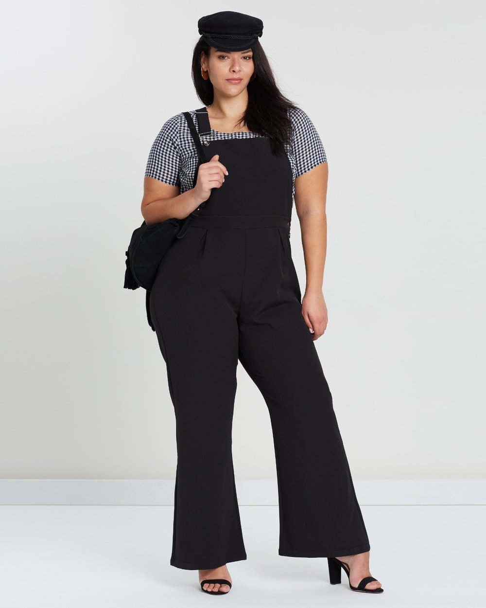 3e59f0ca5f58 ICONIC EXCLUSIVE - Yaz Dungarees by Atmos Here Curvy Online