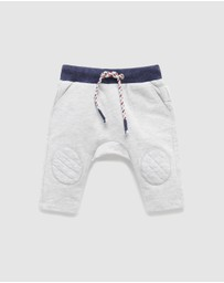Purebaby - Team Trackpants - Babies