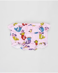 Walnut Melbourne - Little Miss Gracie Bloomers - Babies
