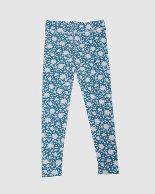 Coco & Ginger Bo Pants Kids London Flowers