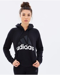 adidas Performance - Essential Linear Pullover Hoodie