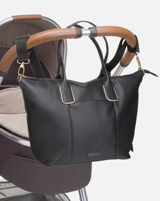 Babymel Roxy Vegan Leather - Bags (Black)