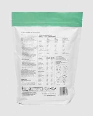 Inca Organics Certified Organic Whey Protein Powder   Coconut   1kg - Proteins (Green)
