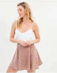 Otto Mode - Daisy Chain Skirt