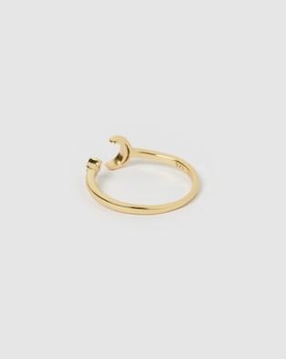 Izoa Turkey Ring - Jewellery (Gold)
