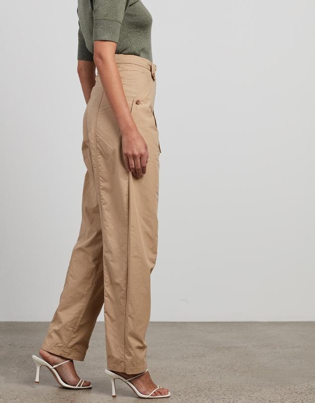 Women Belted Trousers