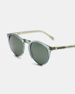 Otis Omar X - Sunglasses (Emerald Green)