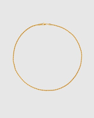 ALIX YANG - Mila Chain - Jewellery (Gold) Mila Chain