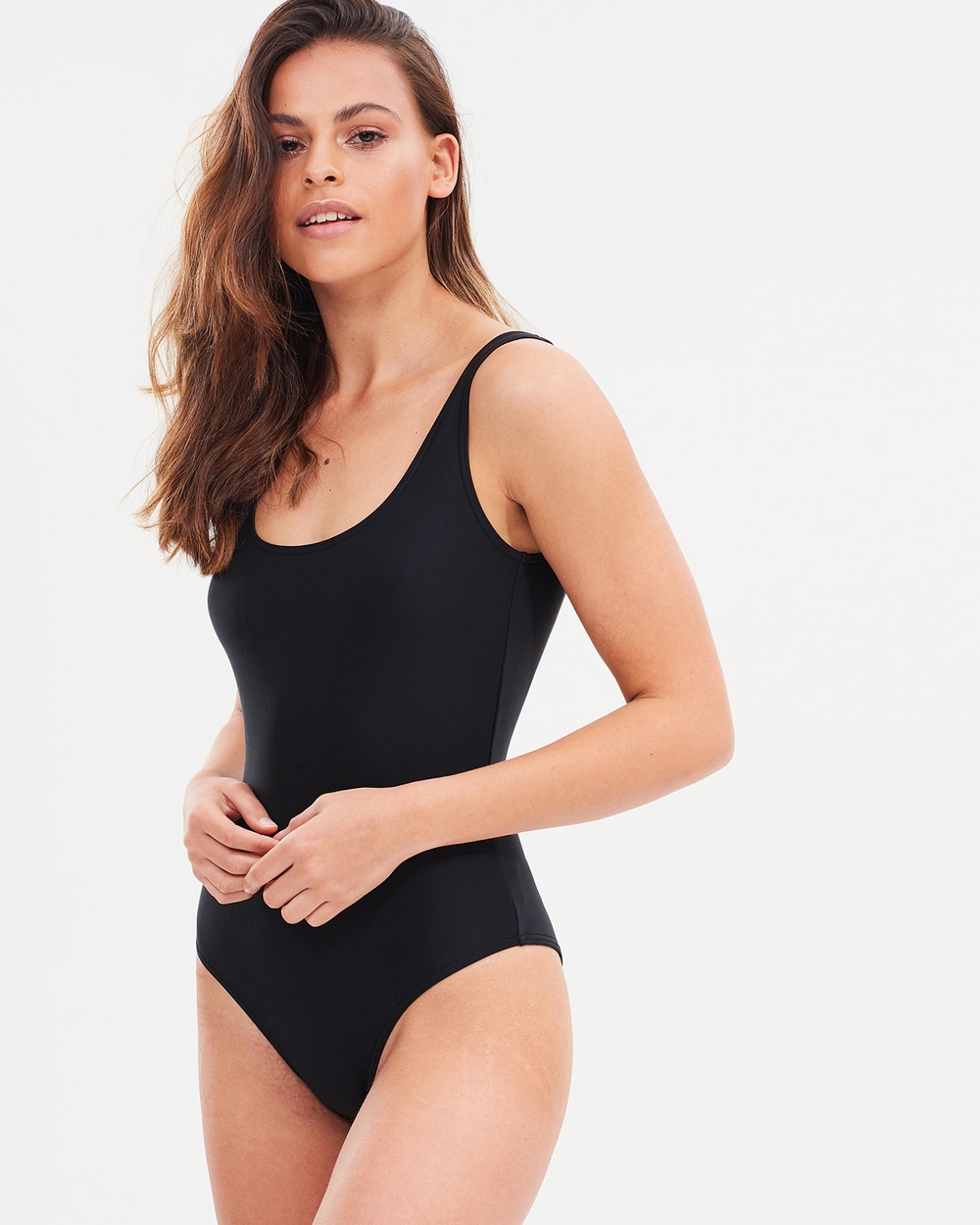 Rip Curl Surf Essentials Easy One Piece One-Piece / Swimsuit Black Surf Essentials Easy One-Piece