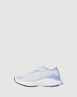 Nike Renew Run Pre School - Lifestyle Shoes (Photon Dust/White)