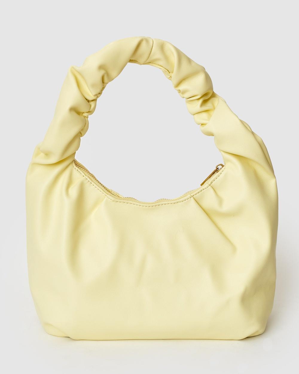 Brie Leon Fae Bag Handbags Yellow Australia