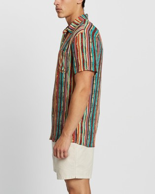 Everloom Ever Summer Shirt - Casual shirts (Multi Neutrals)