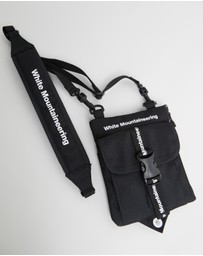 White Mountaineering - Logo Shoulder Bag