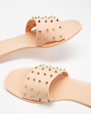 Freelance Shoes Cassia - Sandals (Nude)