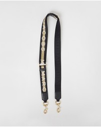 The Marc Jacobs - Thin Webbing Shoulder Strap