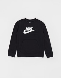 Nike - Sportswear Club Fleece Crew - Teens