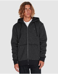 Billabong - Revolt Zip Thru Hood