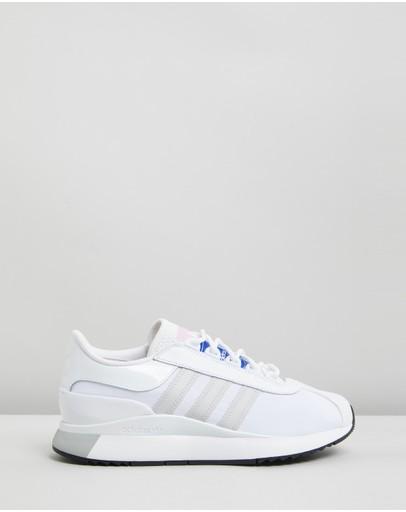 Adidas Originals Sl Andridge Shoes - Women's Ftwr White Grey One F17 & Core Black