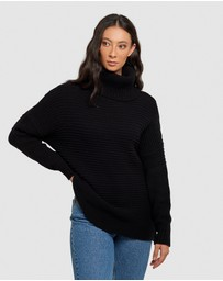 MAXTED - London Roll Neck