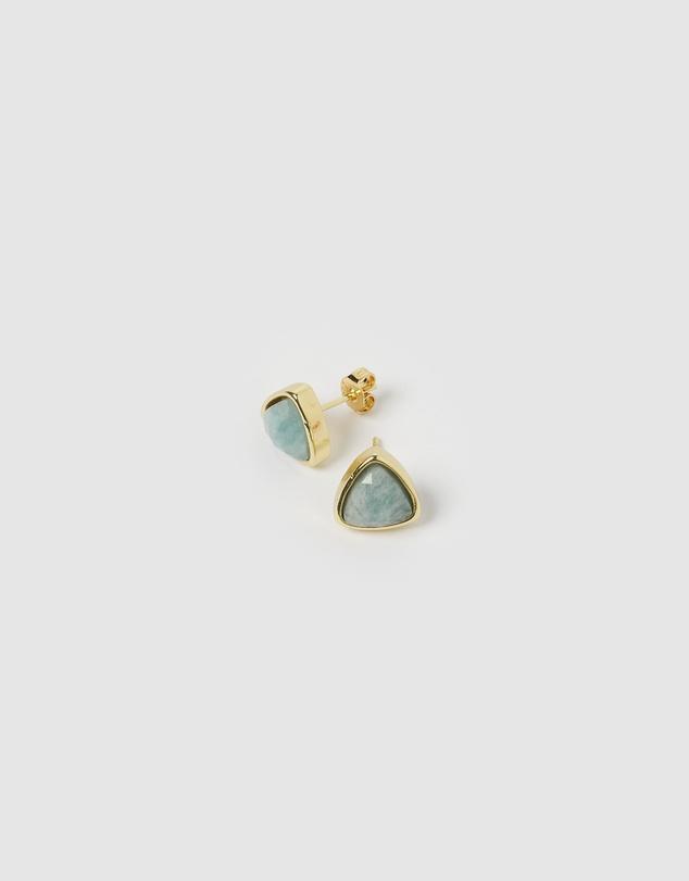 Women Salt Stud Earrings