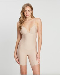 Nancy Ganz - Body Define Backless Jumpsuit