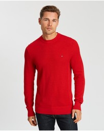 Tommy Hilfiger - Mouline Rice Corn Sweater