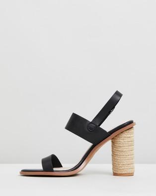 IRIS Footwear Elsa - Sandals (Black)