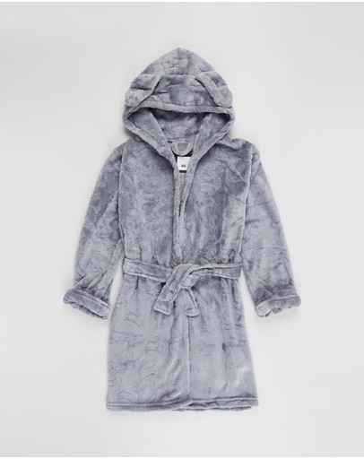 Cotton On Kids - Hooded Gown - Kids-Teens