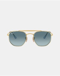 Ray-Ban - The Marshal II - Unisex RB3648M