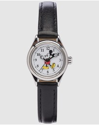 Disney - Petite Mickey Black Watch