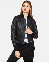 Oxford - Bonnie Leather Jacket