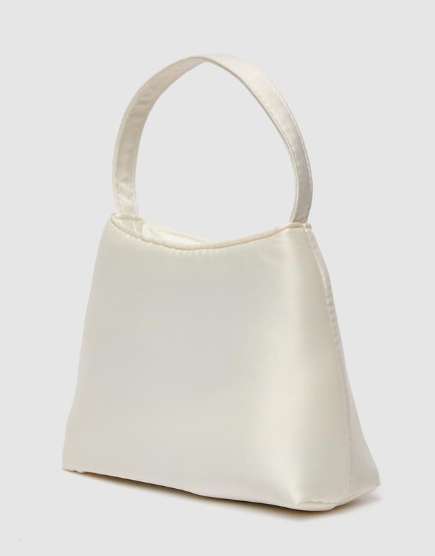 Women The Mini Chloe Bag (Satin)